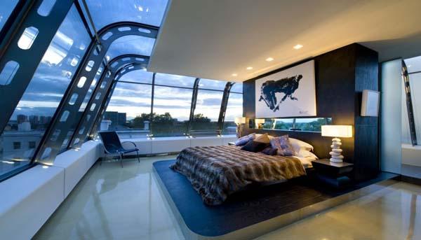 Luxuriöses Interieur Design – Penthouse von ZZ Architekten - 2014 ...